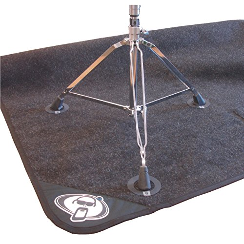 Protection Racket Numbered Drum Rug Markers by PROTECTIONracket (Image #1)