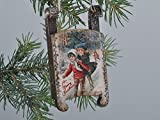 Christmas Tree Decor ''Children On The Hill''
