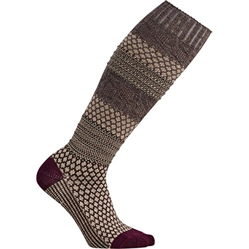 Smartwool Popcorn Cable Knee High Sock - Women's