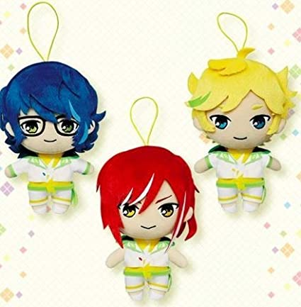 Ensemble Stars! Stuffed Switch All three set Chu Harukawa reverse ...
