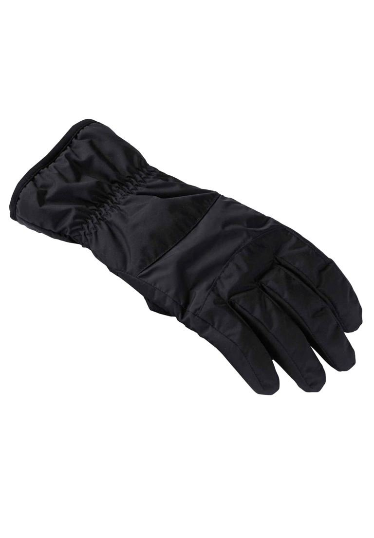 Kingsize Men's Big & Tall Casual Nylon Gloves, Black 4Xl