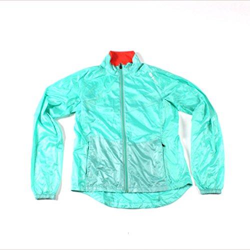 Sugoi Women's Helium Jacket Glacier Medium Helium Cycling Jacket