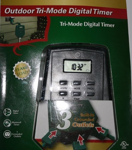 Westinghouse Outdoor Christmas Light Timer in US - 3