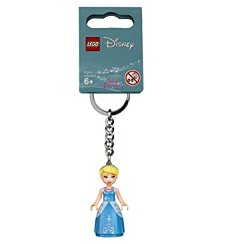 LEGO DISNEY LLAVERO CENICIENTA PRINCESAS (853781): Amazon.es ...