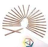 Stockmar Colored Pencils Hexagonal 18 Colors + 1