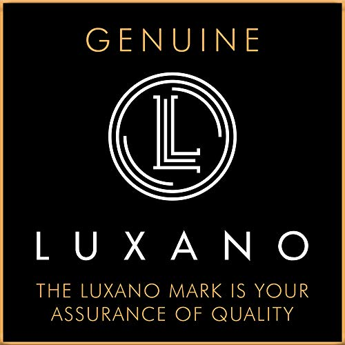 Luxano Deep Silverware Drawer Organizer: New Design Heavy-Duty Anti-Slip Cutlery Tray/Cutlery Drawer Organizer. Expandable Silverware Organizer and Silverware Holder. 100 Pct Organic Bamboo (No MDF)