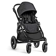 2018 Baby Jogger City Select Stroller (Onyx)