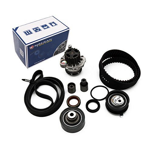 - Timing Belt Kit Water Pump w/Belt Roller for 99-03 1.9L ALH VW Golf Jetta Beetle TDI Diesel