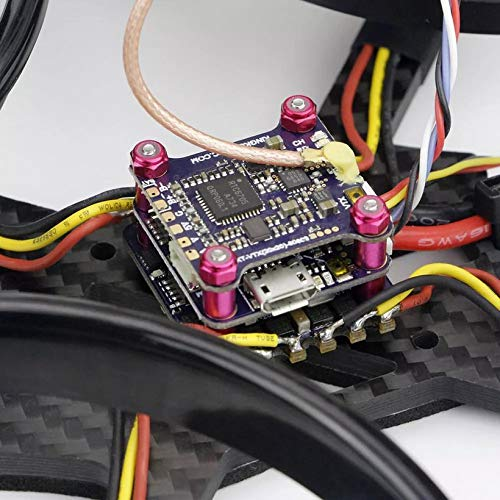 Wikiwand LDARC ET MAX 185mm 4'' 3-4S FPV Racing Drone PNP F4 Flight Controller OSD 20A by Wikiwand (Image #7)