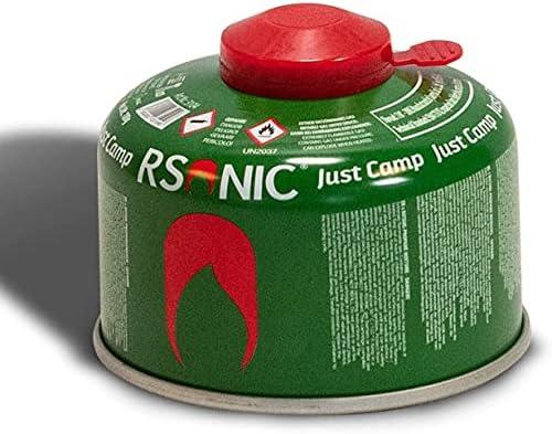 RSonic Cartucho de válvula de rosca, gas butano y propano ...