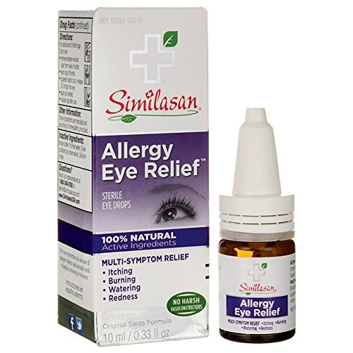 Top 10 eyes drops for allergy