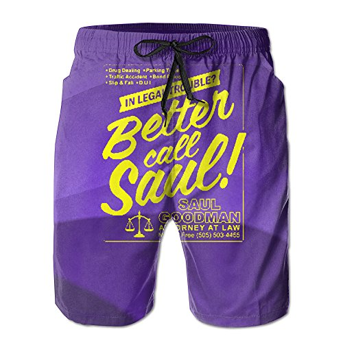 Gentleman Slim Better Call Saul Board Shorts