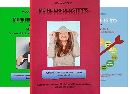 Meine Erfolgstipps (Reihe in 3 Bänden)