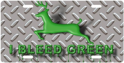 Review I Bleed Green Custom