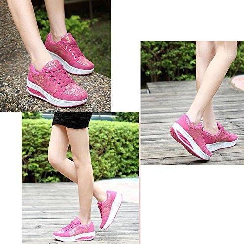 Sneaker Casual Varios Correr Mujer colores Zapatos WYSBAOSHU de Deporte nqxwzZYnP