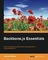 Backbone.js Essentials Front Cover