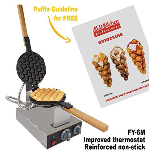 Waffles Cake Maker Roll Machine - 2