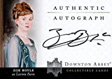 Downton Abbey Series 1 & 2 Trading Cards Autograph Card A12 Zoe Boyle as Lavinia Swire