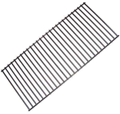 - Music City Metals 96801 Steel Wire Rock Grate Replacement for Select Gas Grill Models by Charbroil, Kenmore and Others