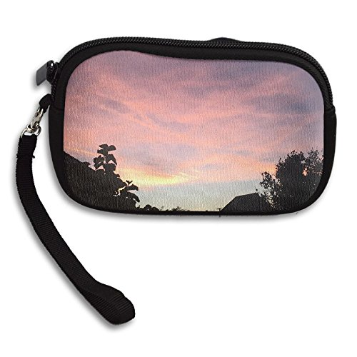 Purse Small Deluxe Printing Portable Bag Receiving Beautiful Sky Sunset 1fwXnTqf