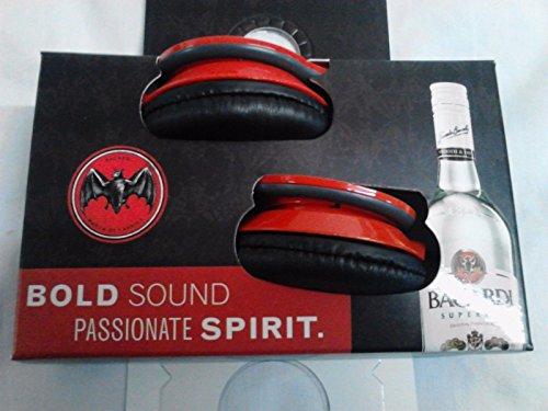 red-black-bacardi-promo-on-ear-cushioned-headphones-headset-35mm-foldable