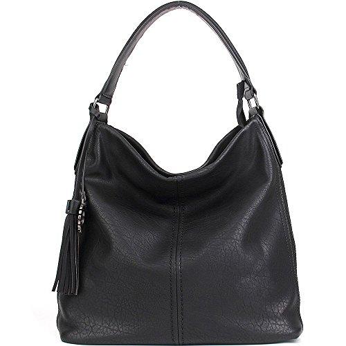 Women Handbags UTAKE Shoulder Bags Hobo Handbags for Women PU Leather Large Capacity 2pcs sets by UTAKE