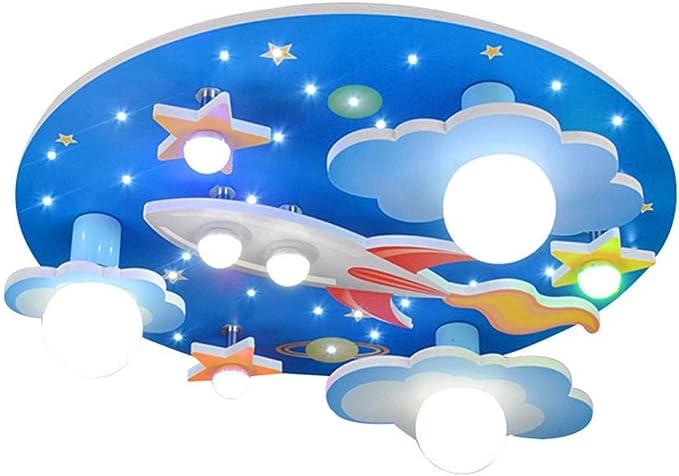lampara estrellas techo