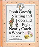 Pooh Goes Visiting, A. A. Milne, 0525447075