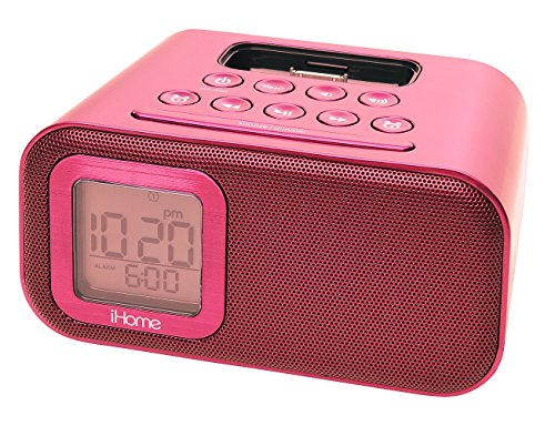 iHome Alarm Speaker System iPhone