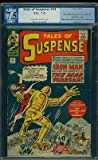 Tales of Suspense 44 PGX 7.5 Silver Age Key Marvel Comic Early Iron Man