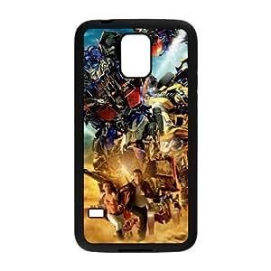 Transformers Samsung Galaxy S5 Cell Phone Case Black BNQ