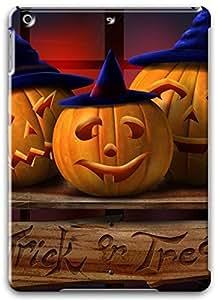 iPad Air Case Cover,Holidays Halloween 3D Hard Shell Case for iPad Air