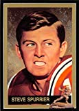 Steve Spurrier Football Card (Florida Gators, Heisman Trophy 1966) 1991 DAC of NY #32