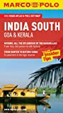 India South (Goa and Kerala) Marco Polo Guide, Marco Polo, 3829707398