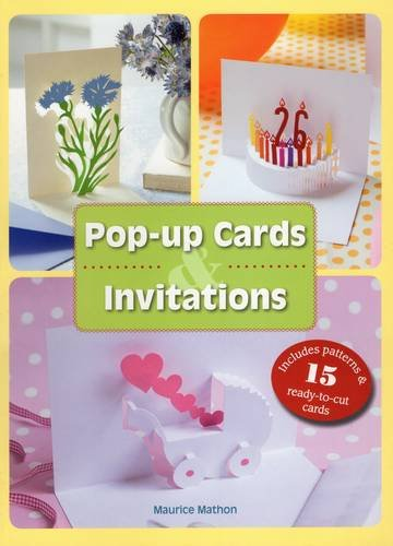 Pop-Up Cards and Invitations