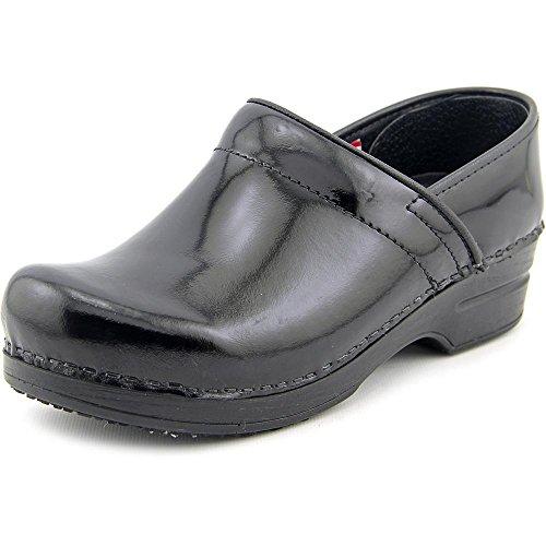Sanita Smart Step Prof Mila Mujer Charol Zapato de Trabaja