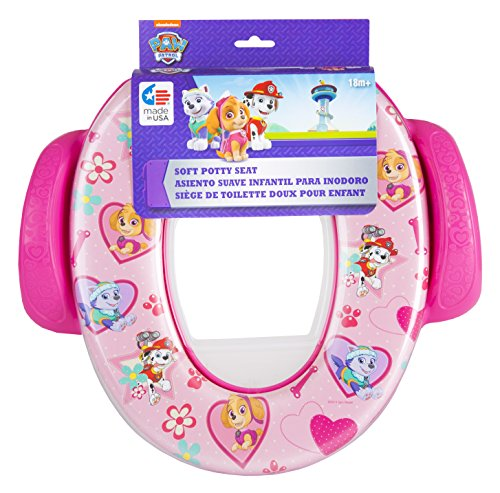Fabulous Nickelodeon Paw Patrol Skye And Everest Soft Potty Seat Ncnpc Chair Design For Home Ncnpcorg