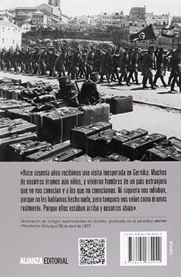 La guerra como aventura: La Legión Cóndor en la Guerra Civil española 1936-1939 Alianza Ensayo: Amazon.es: Schüler-Springorum, Stefanie, Maiso Blasco, Jordi: Libros