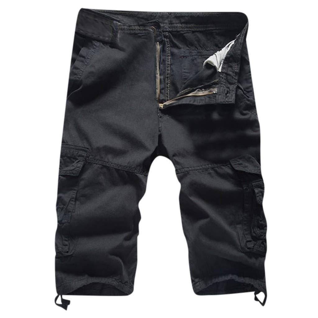 Alalaso Boys Basketball Shorts Shorts Bicycle Shorts for Men Mens Board Shorts no mesh Lining Mens Sweat Shorts Black