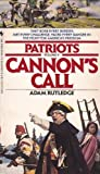 Cannon's Call, Adam Rutledge, 055329203X