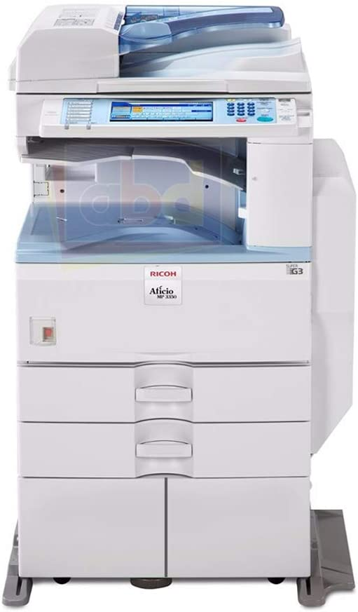 Amazon.com: Ricoh Aficio MP 3350 A3 Mono Laser Multifunction ...