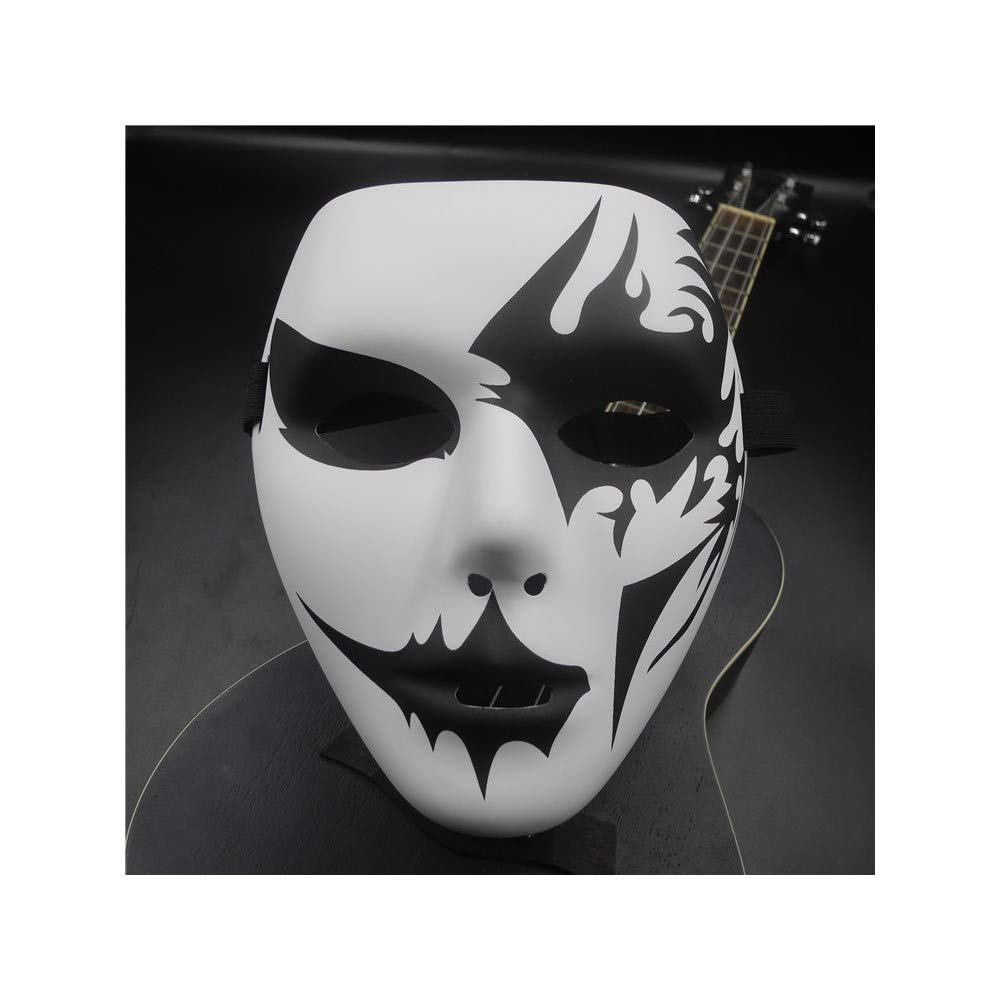 7b58b38cd Máscara Facial de Halloween, Macho y Hembra, Adulto, Cara enmascarada, Cara  Fantasma, Payaso, Que vibra en el Mismo párrafo máscara de Danza Fantasma,  ...