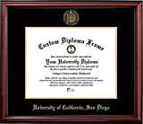 University of California San Diego Affordable Diploma Frame (8.5 X 11)