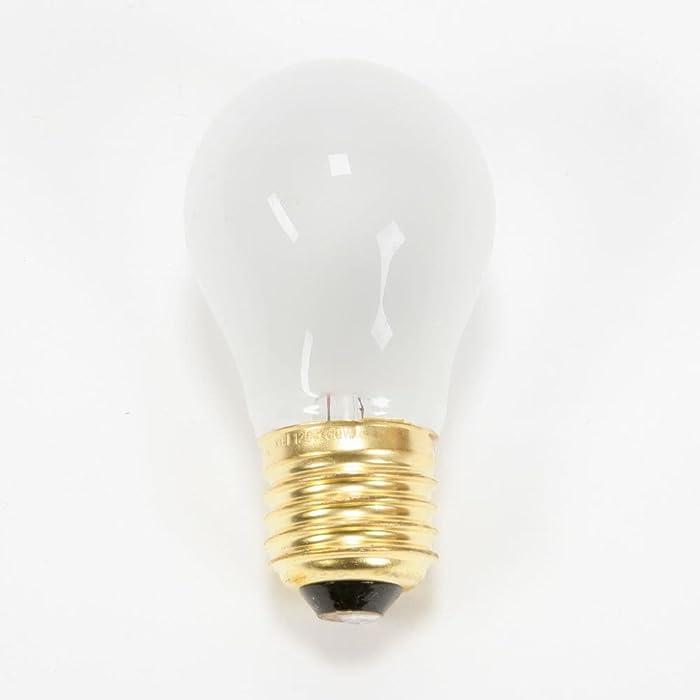 Top 10 Whirlpool Refrigerator Light Bulb W10574850