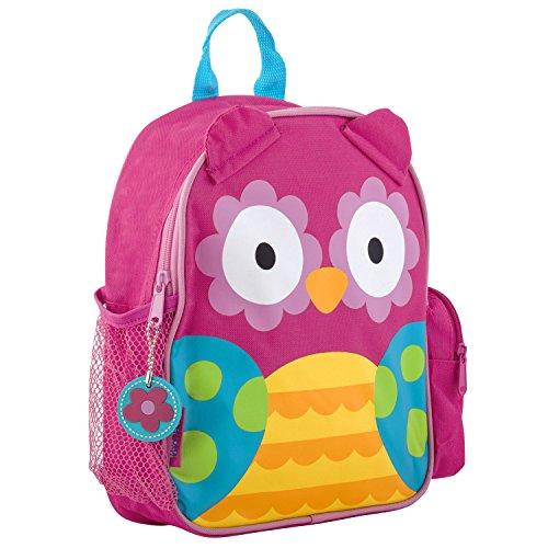 Stephen Joseph Mini Sidekick Backpack,Owl