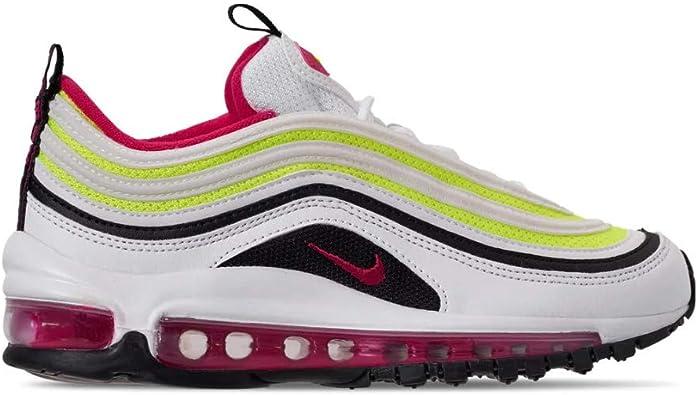 Nike Air Max 97 (gs) Big Kids Cj9978 100 Size 4: