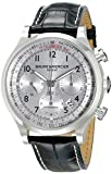 Baume & Mercier Men's BMMOA10046 Capeland Analog Display Mechanical Hand Wind Black Watch