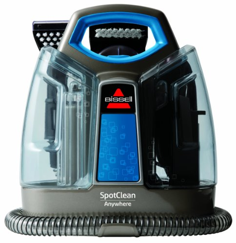 BISSELL SpotClean Anywhere Portable Carpet Cleaner, 97491 (Carpet Cleaner Mini)