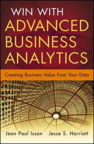 Win With Advanced Business Analytics  Creating Business Value From Your Data