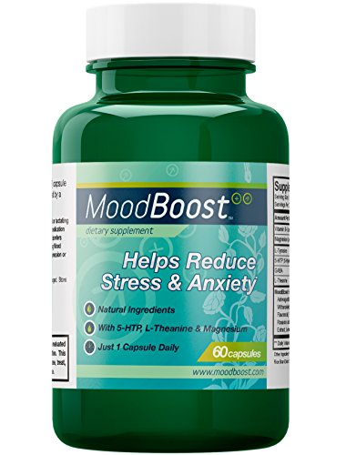Mood Boost Supplement L Tyrosine L Theanine product image